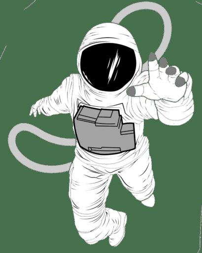 Astronaute Rockett